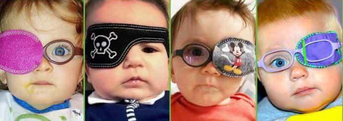 Восстановление зрения моргания